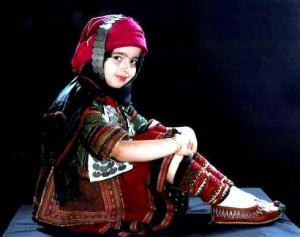 عکس دختران کرمانج